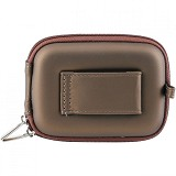 SDV Camera Pouch [SDV-7023] - Coffee - Camera Compact Pouch